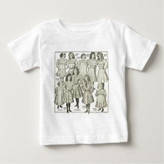 Vintage Girls Dresses, Canadian Catalog 1907 Shirt