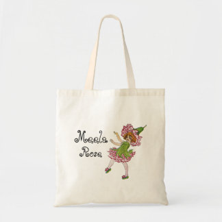 Vintage girls L.I.F.E Totes by Malaika Mothers Canvas Bags