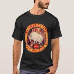 Vintage Glacier National Park See America First T-Shirt