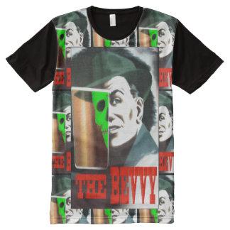 Vintage Glasgow Bevvy T-Shirt
