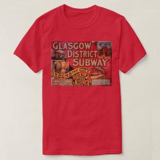 Vintage Glasgow City Subway T-Shirt