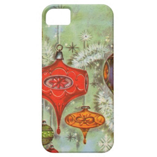 Vintage Glass Ornaments iPhone 5 Cases