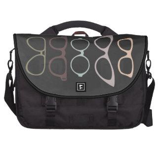 vintage glasses bag for laptop