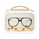 vintage glasses lunchboxes