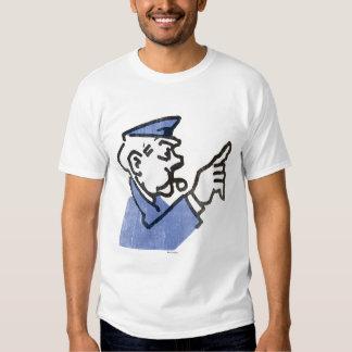 Vintage Go to Jail Tshirt