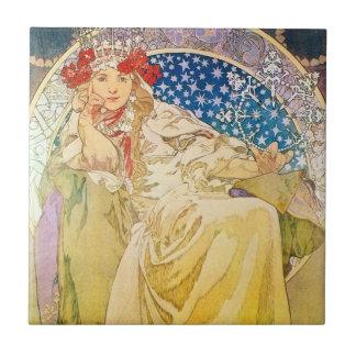 Vintage Goddess Tile
