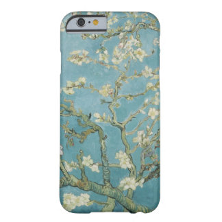 Vintage Gogh Almond Branches Park Trees Blossoms Barely There iPhone 6 Case