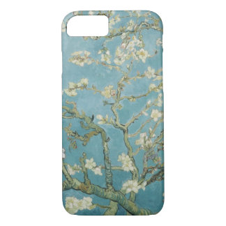 Vintage Gogh Almond Branches Park Trees Blossoms iPhone 7 Case