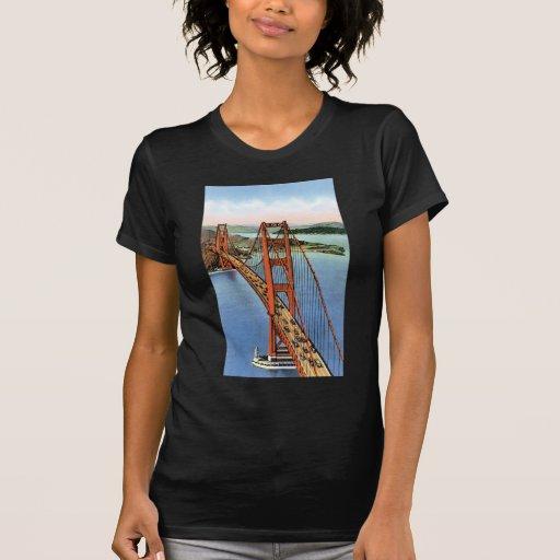 Vintage Golden Gate Bridge T-shirts