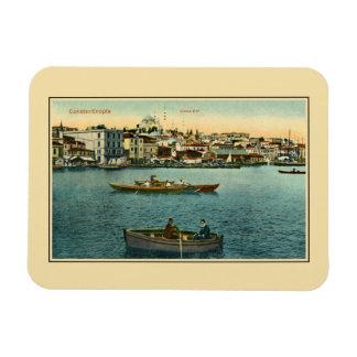 Vintage Golden Horn Constantinople ca 1900 Magnet