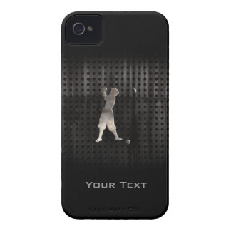 Vintage Golfer Cool iPhone 4 Cases