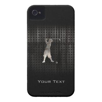 Vintage Golfer; Cool iPhone 4 Case