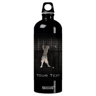 Vintage Golfer; Cool SIGG Traveler 1.0L Water Bottle
