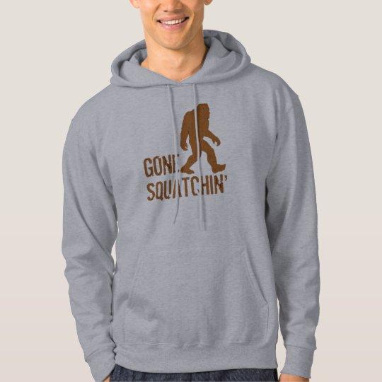 Vintage Gone Squatchin Hoodies and Sweatshirts
