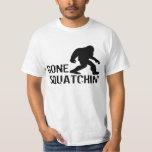 Vintage Gone Squatchin T-Shirts