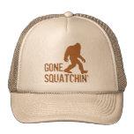 Vintage Gone Squatchin Trucker Hat