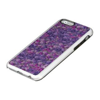 Vintage Gothic Rose Lavender Purple Incipio Feather® Shine iPhone 6 Case