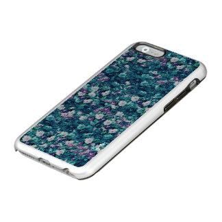Vintage Gothic Rose Purple Faded Jade Incipio Feather® Shine iPhone 6 Case