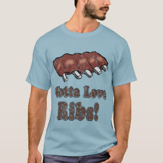 Vintage Gotta Love Ribs shirt