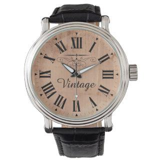 VINTAGE | gracefully aged Wrist Watch