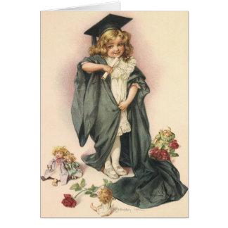 Vintage Graduation, Congratulations Graduates! Stationery Note Card