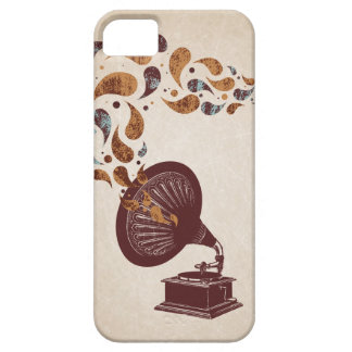 Vintage Gramophone iPhone5 cover
