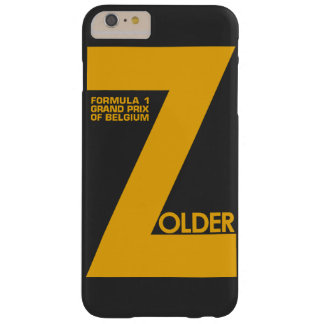 Vintage Grand Prix: Zolder Barely There iPhone 6 Plus Case