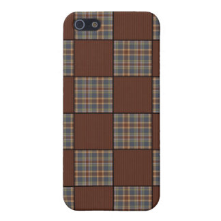 Vintage GranMa's Patch Quilt iPhone4 case iPhone 5 Cases