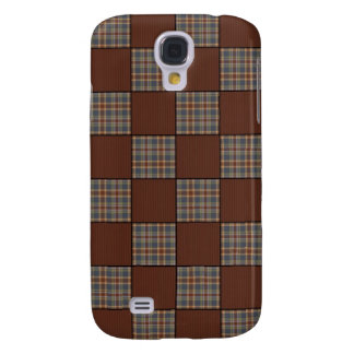 Vintage GranMa's Patch Quilt iPhone Case 3G/3GS Samsung Galaxy S4 Covers