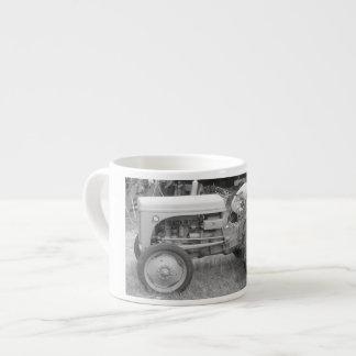 Vintage Gray massey fergison tractor Espresso Cup