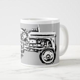 Vintage Gray massey fergison tractor Giant Coffee Mug