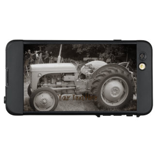 Vintage Gray massey fergison tractor photo Case-Ma LifeProof NÜÜD iPhone 6 Plus Case
