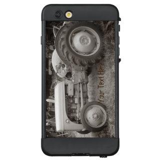 Vintage Gray massey fergison tractor photo LifeProof NÜÜD iPhone 6 Plus Case