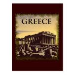 Vintage Grecia Postal
