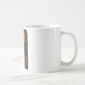 VINTAGE GREEK ORTHODOX ICON COFFEE MUG