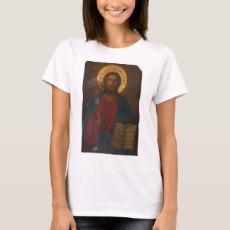 VINTAGE GREEK ORTHODOX ICON T-Shirt