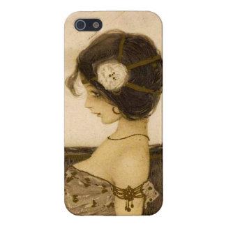 Vintage Greek Virgin iPhone 5 Case