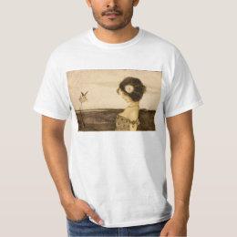 Vintage Greek Virgin T-shirt