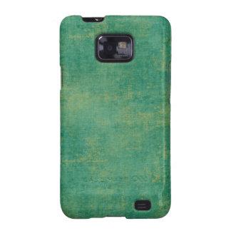 Vintage Green Galaxy SII Case