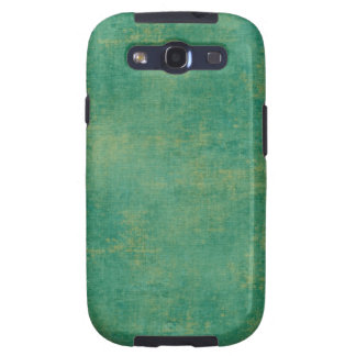 Vintage Green Galaxy SIII Covers
