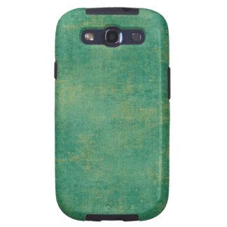 Vintage Green Galaxy SIII Cases