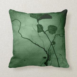 dark green pillows dark green throw pillows zazzle. Black Bedroom Furniture Sets. Home Design Ideas