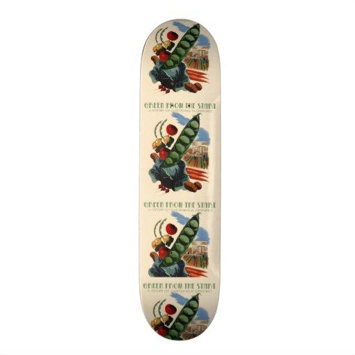 Vintage Greenbelt skateboard