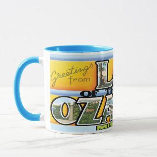 Vintage Greetings from the Ozarks Mug