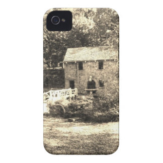 Vintage Grist Mill iPhone 4 Case