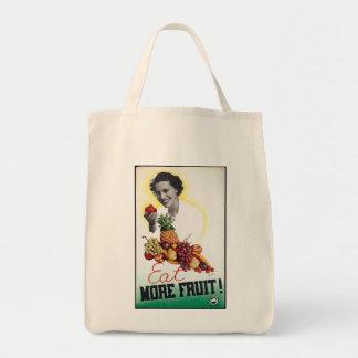 Vintage Grocery Tote