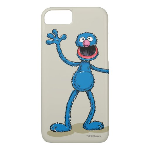 Vintage Grover iPhone 8/7 Case