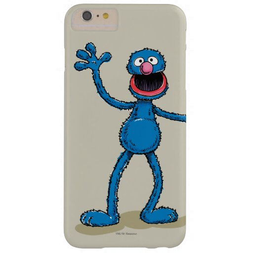 Vintage Grover Barely There iPhone 6 Plus Case