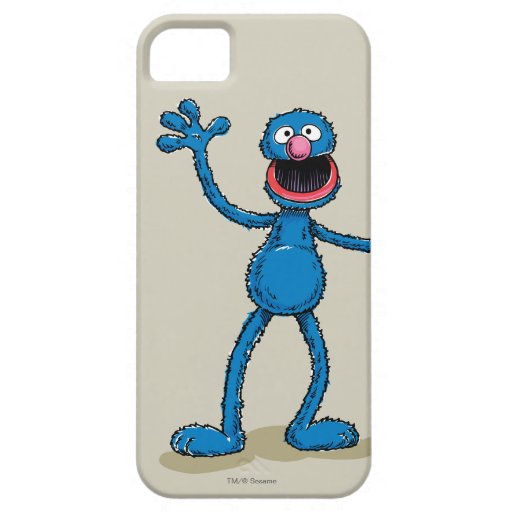 Vintage Grover iPhone SE/5/5s Case