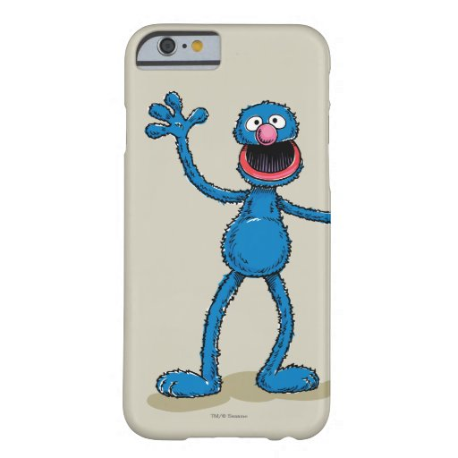Vintage Grover Barely There iPhone 6 Case